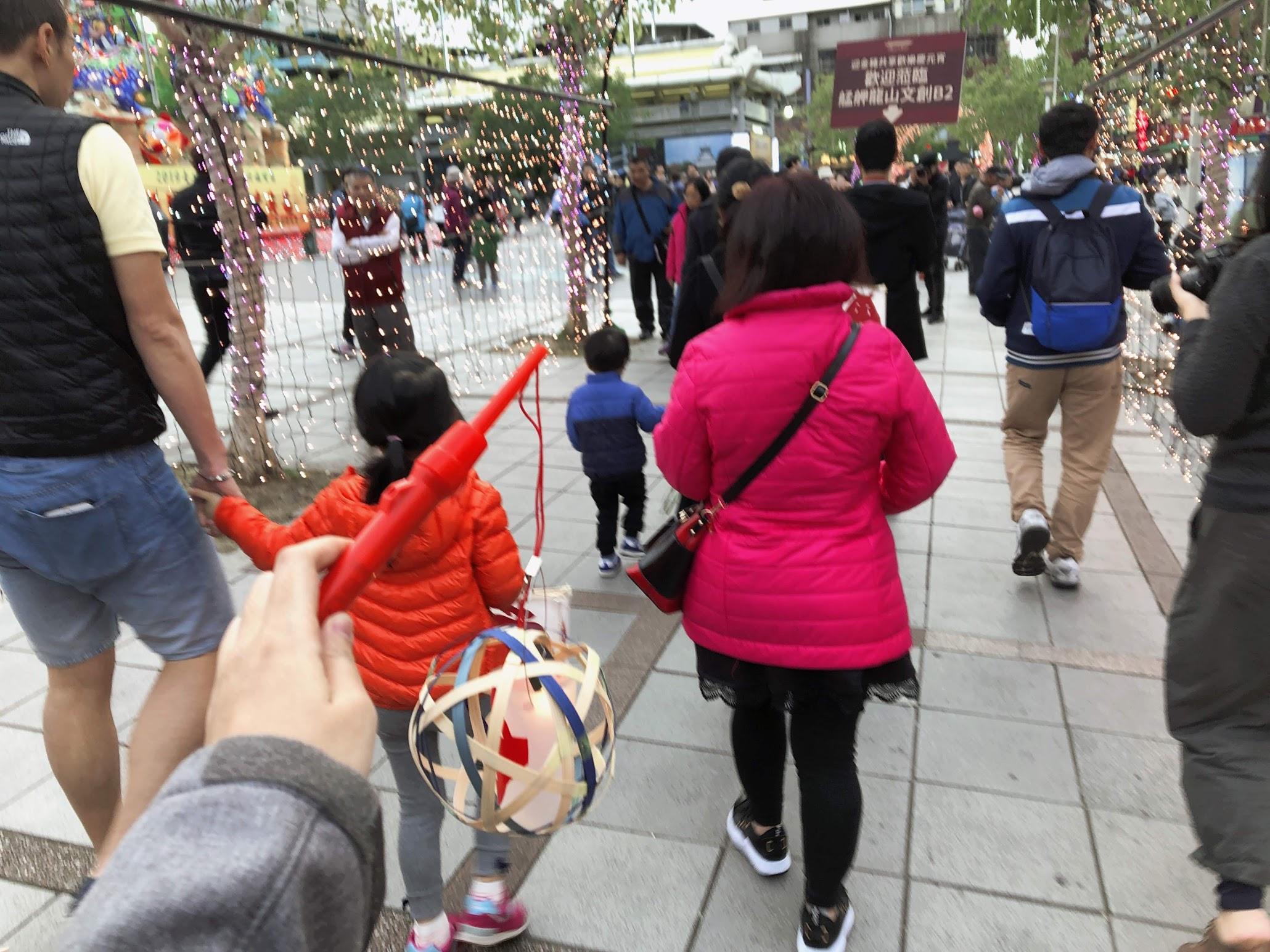 2019元宵竹燈籠祭
