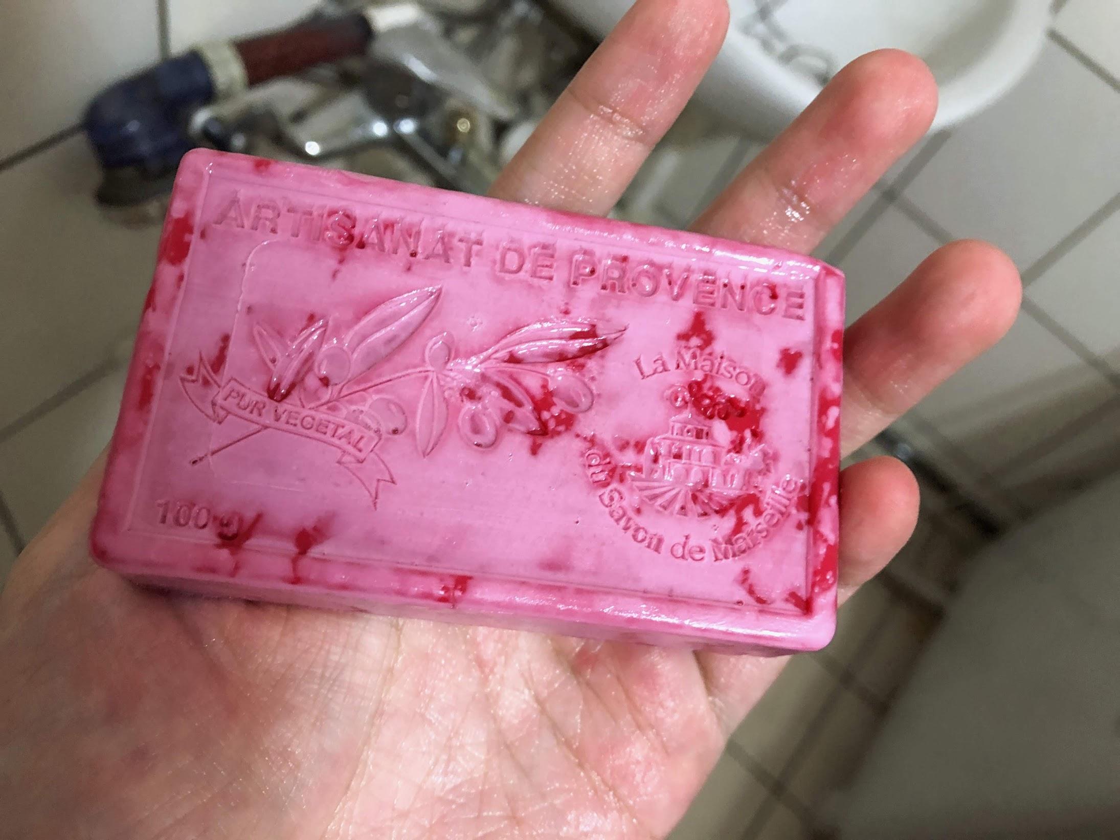 正宗馬賽皂