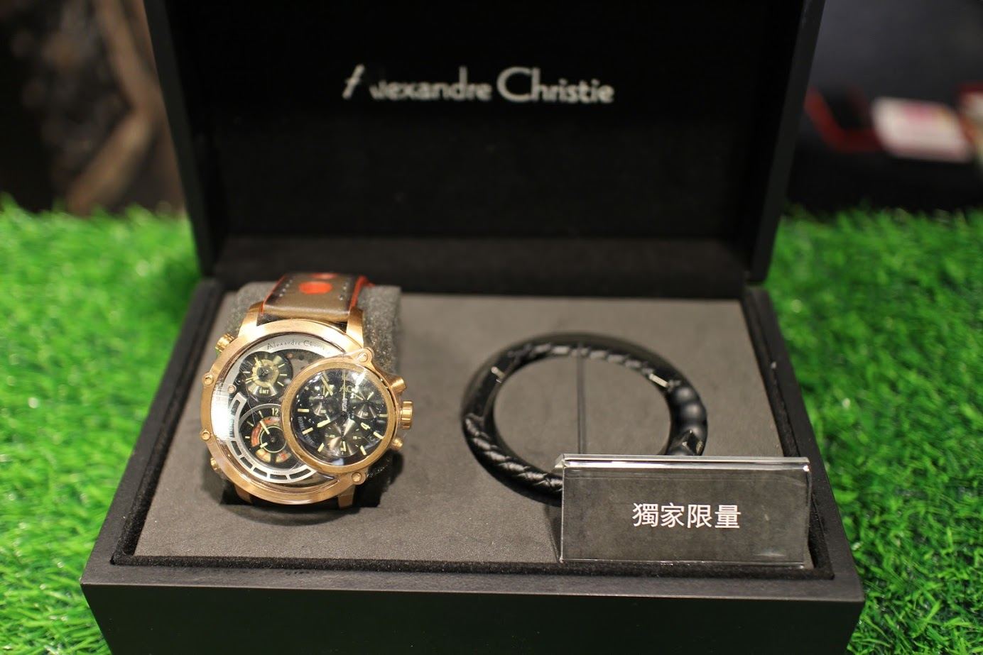 【Alexandre Christie手錶】西門高CP值瑞士機械錶、石英錶,親民價格絕對讓人驚嘆 @秤瓶樂遊遊