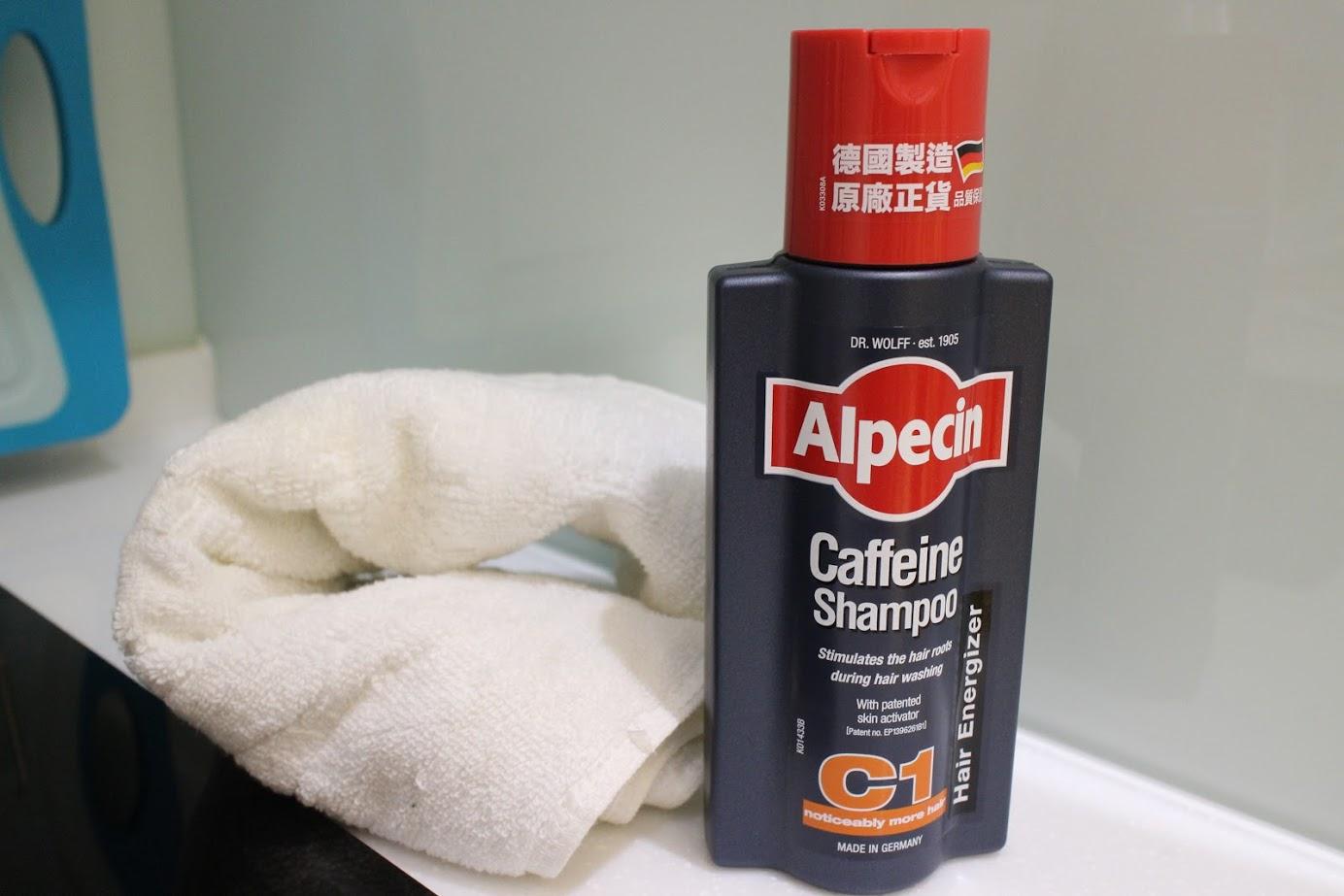 【德國髮現Alpecin C1】推薦給在夏天有頭皮出油問題男性的優質咖啡因洗髮露 @秤瓶樂遊遊