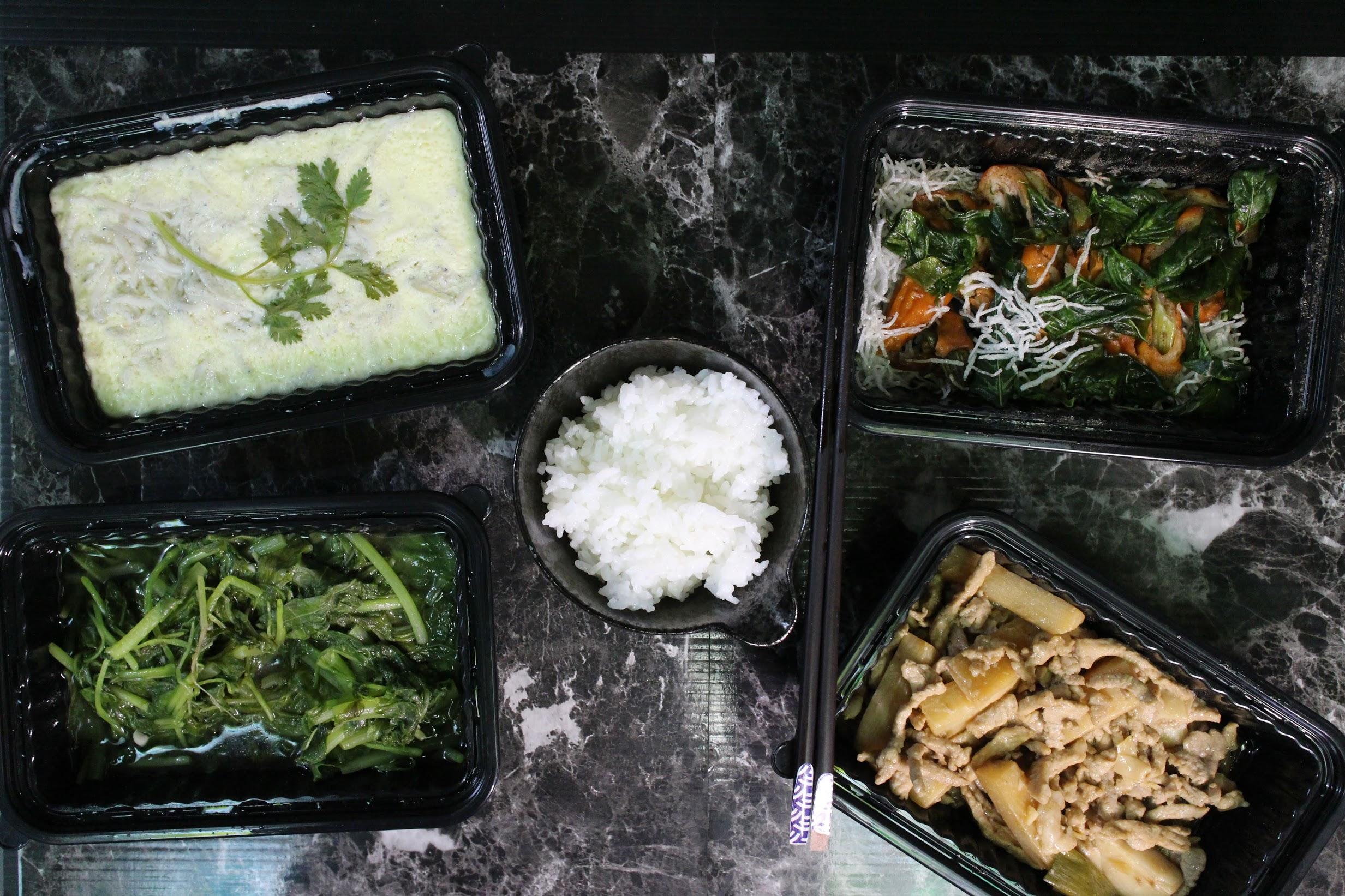 家餚晚餐-小家庭晚餐宅配