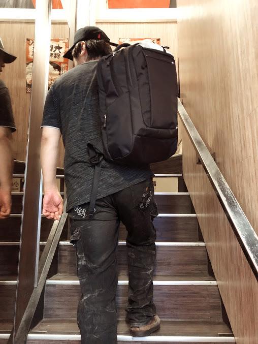 『FX CREATIONS後背包』GTX-16吋AGS回彈減壓電腦後背包推薦,身體痠痛的救星,東西再多還是背起來很舒服!減壓30%! @秤瓶樂遊遊
