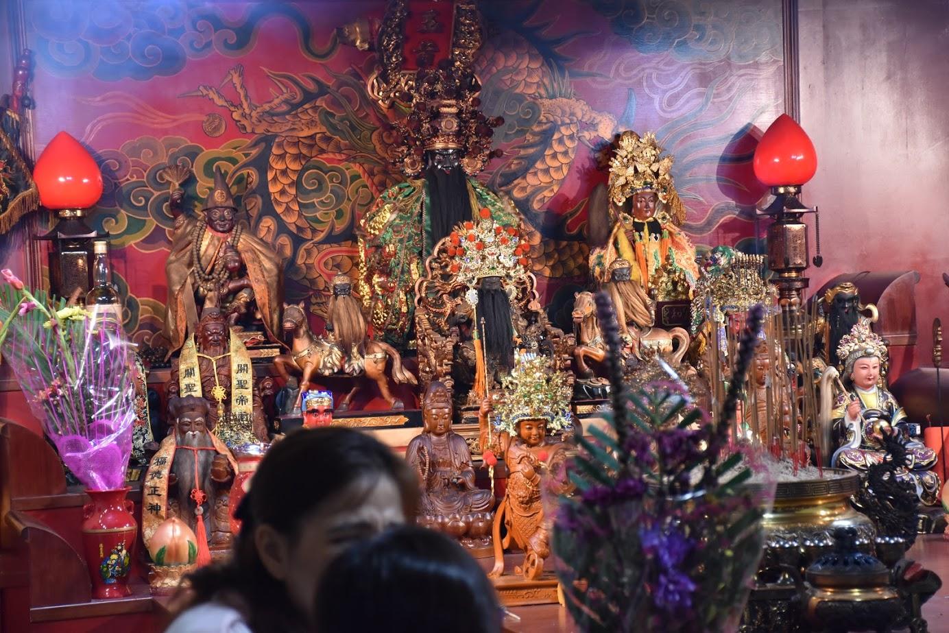 全台唯一的石聖爺,與宜蘭聖賢宮最近的真實接觸-宜蘭拜拜、問事推薦 @秤瓶樂遊遊