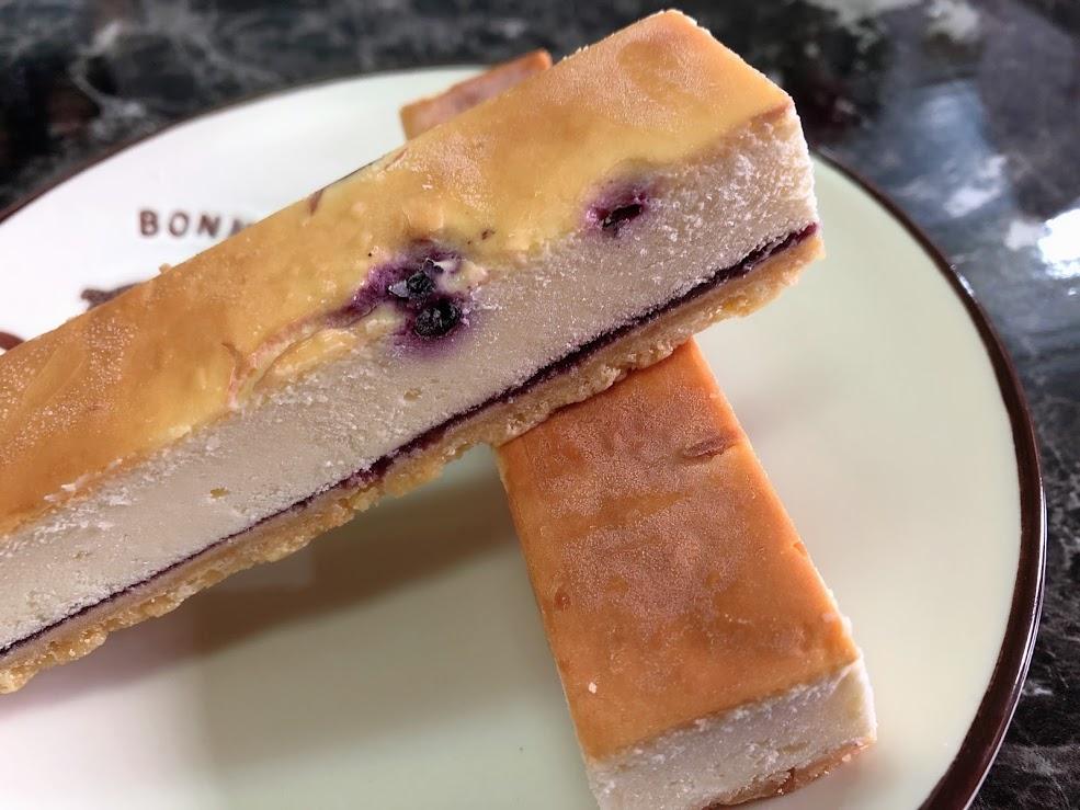 藍莓手工乳酪條
