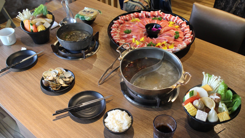 瀧厚鍋物大胃王雙人套餐