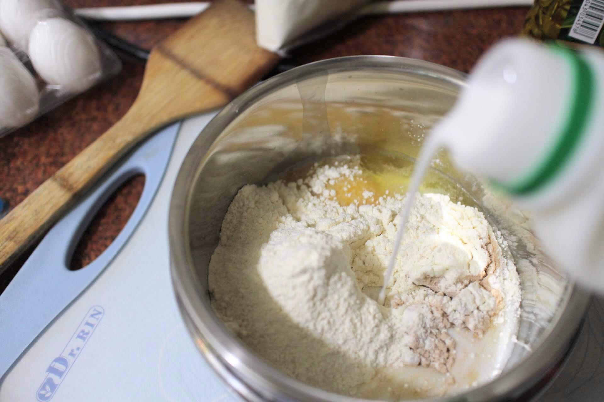 糙米麩食譜