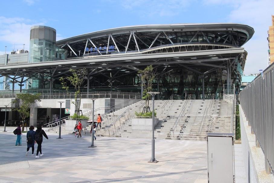 基隆一日遊-火車站商圈