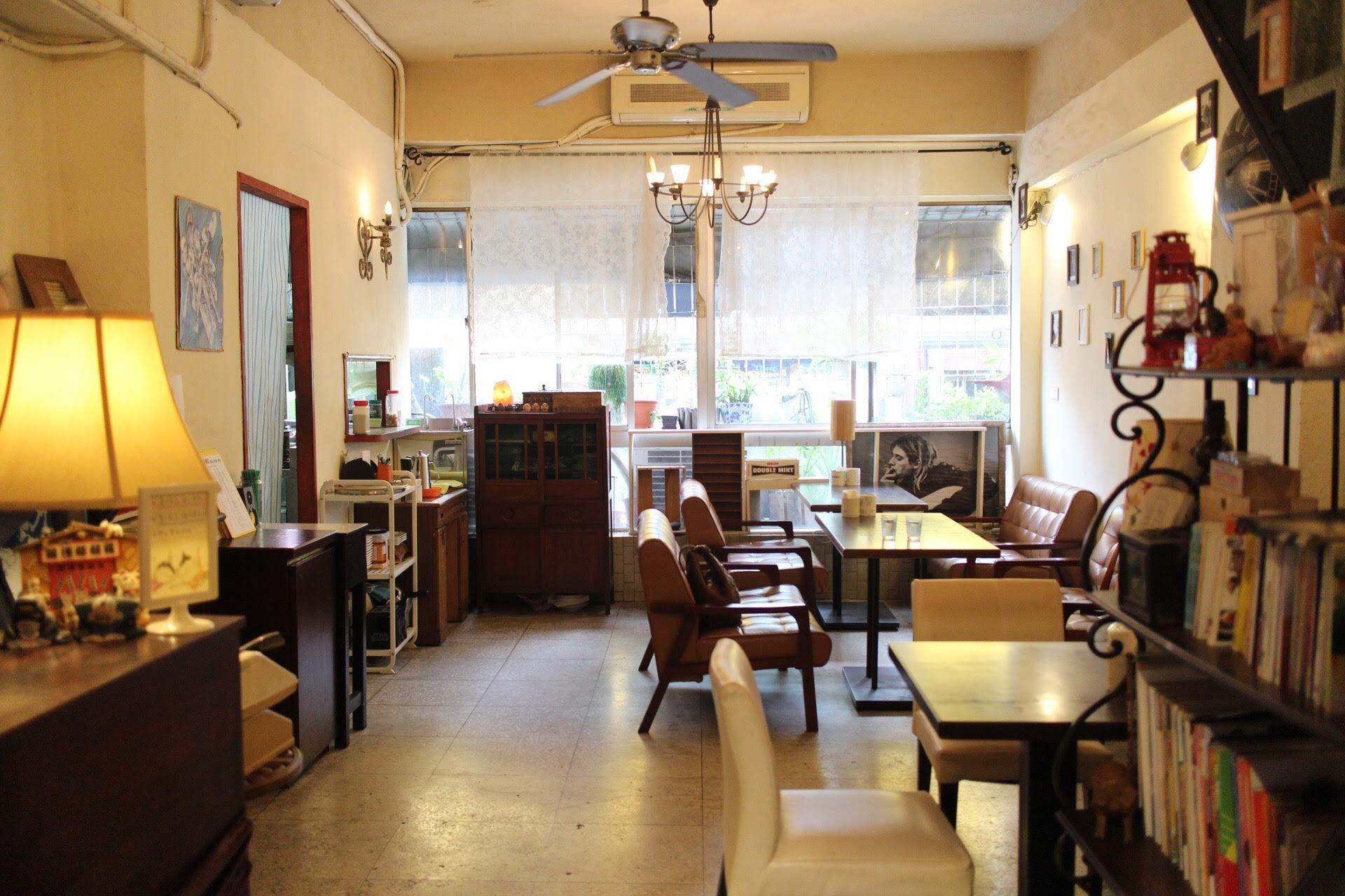 基隆火車站附近咖啡廳-非常有義式
