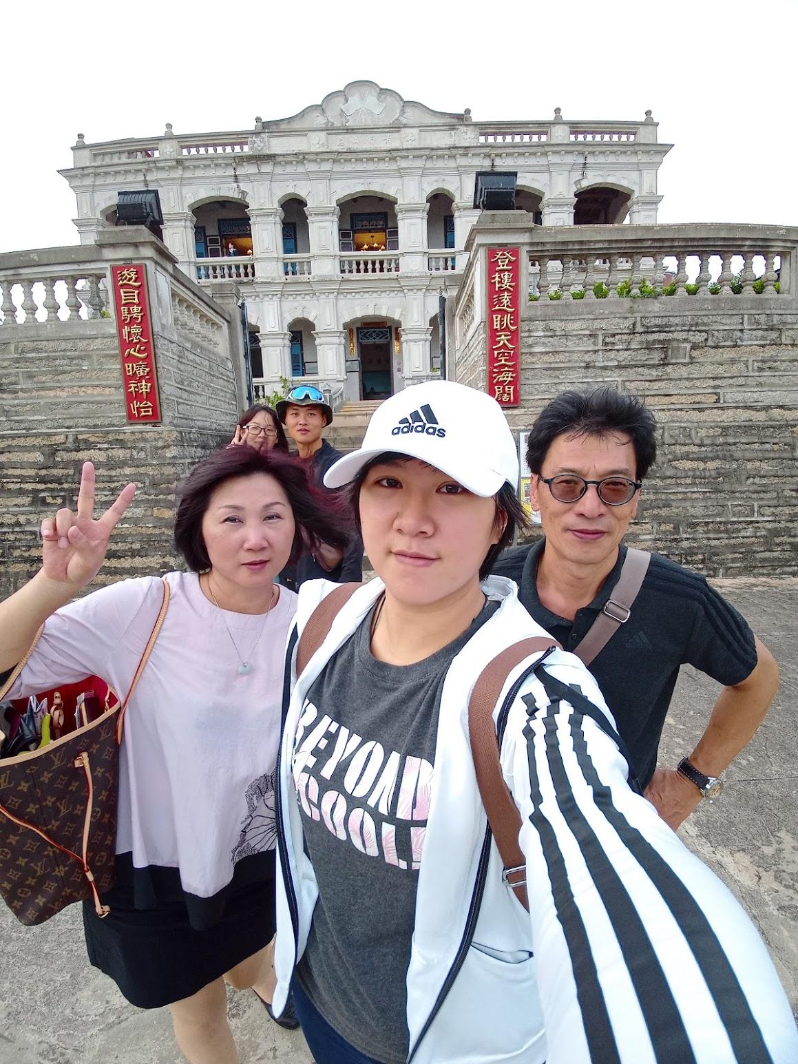 金門古蹟景點-官兵休假中心