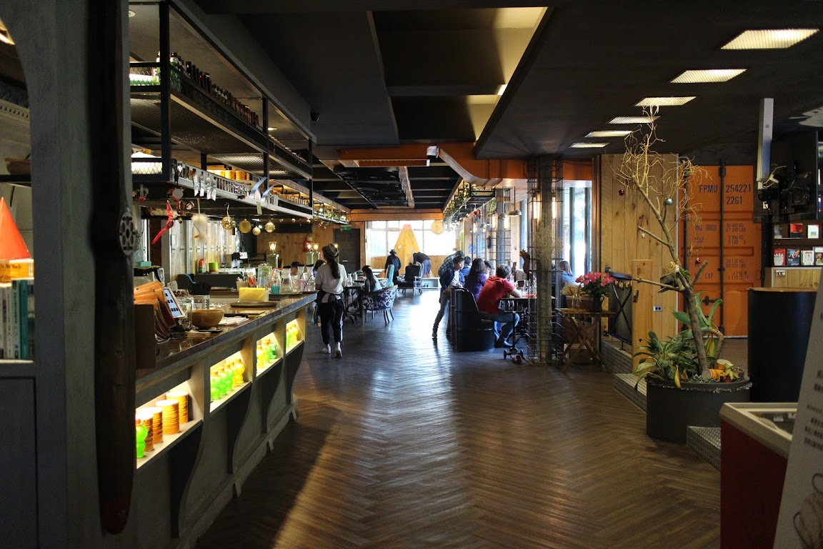 LA LA Kitchen美式餐廳 中壢