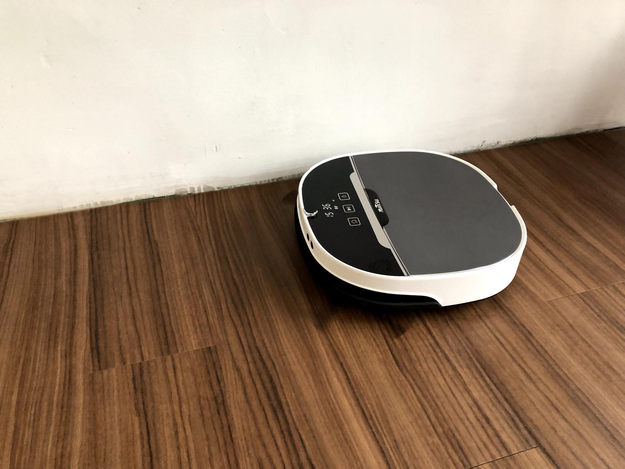 MINSU掃地機器人實測