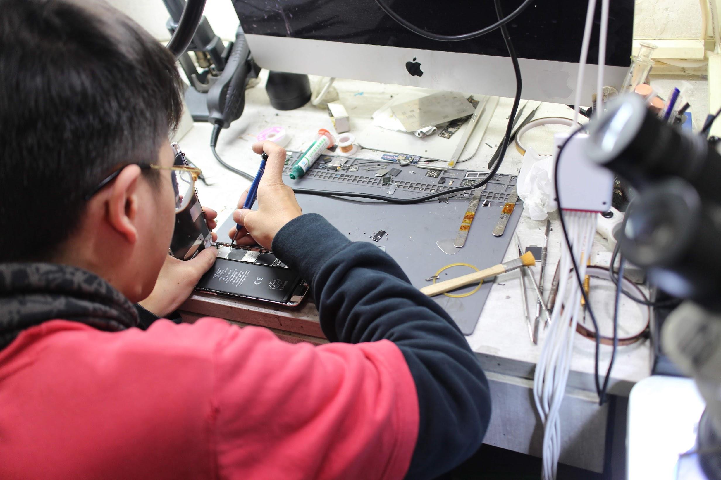 專業iphone維修