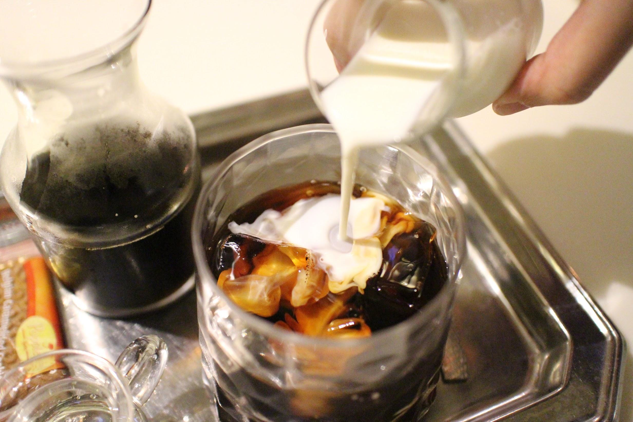冰滴咖啡-oyami cafe