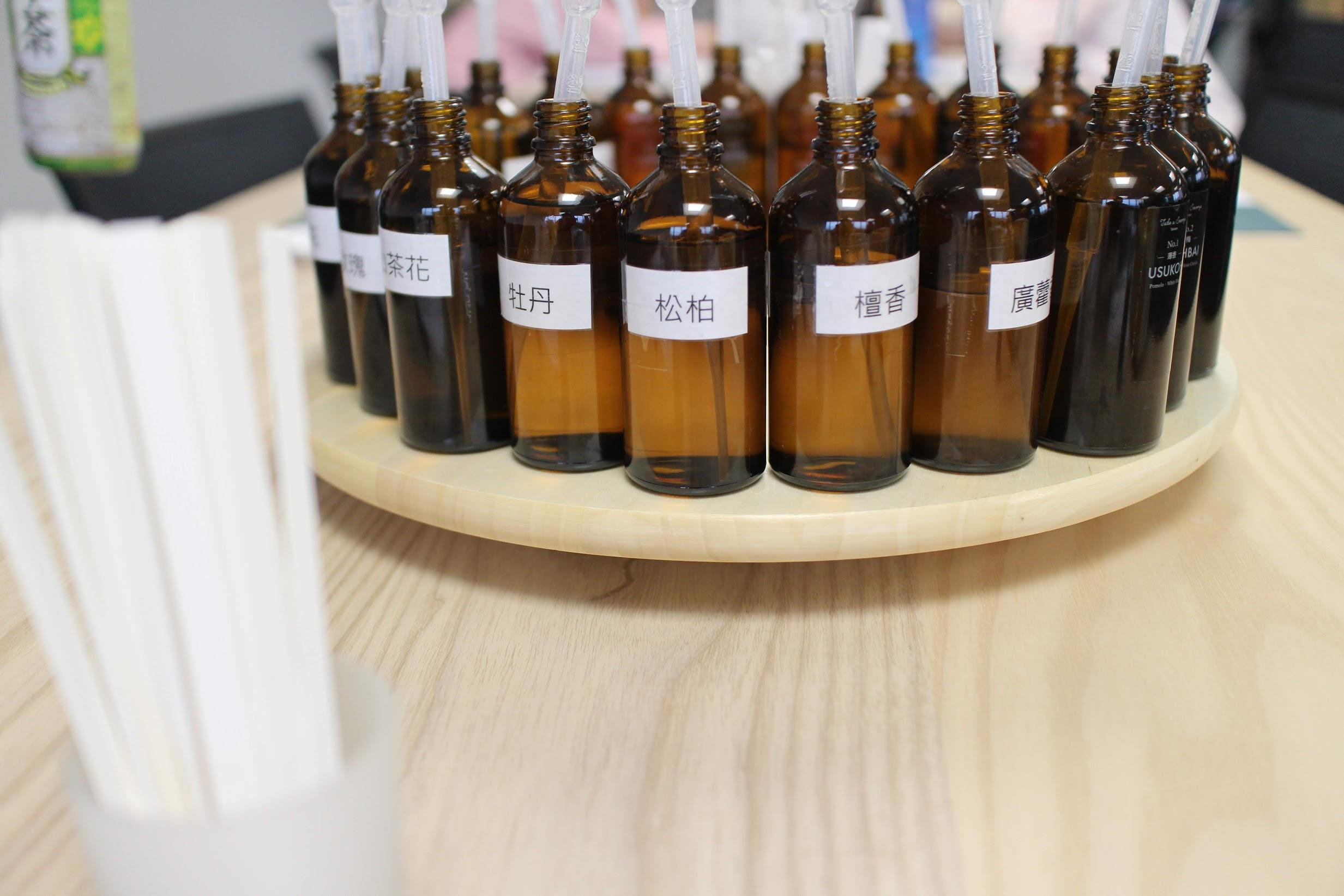 調製香水課程