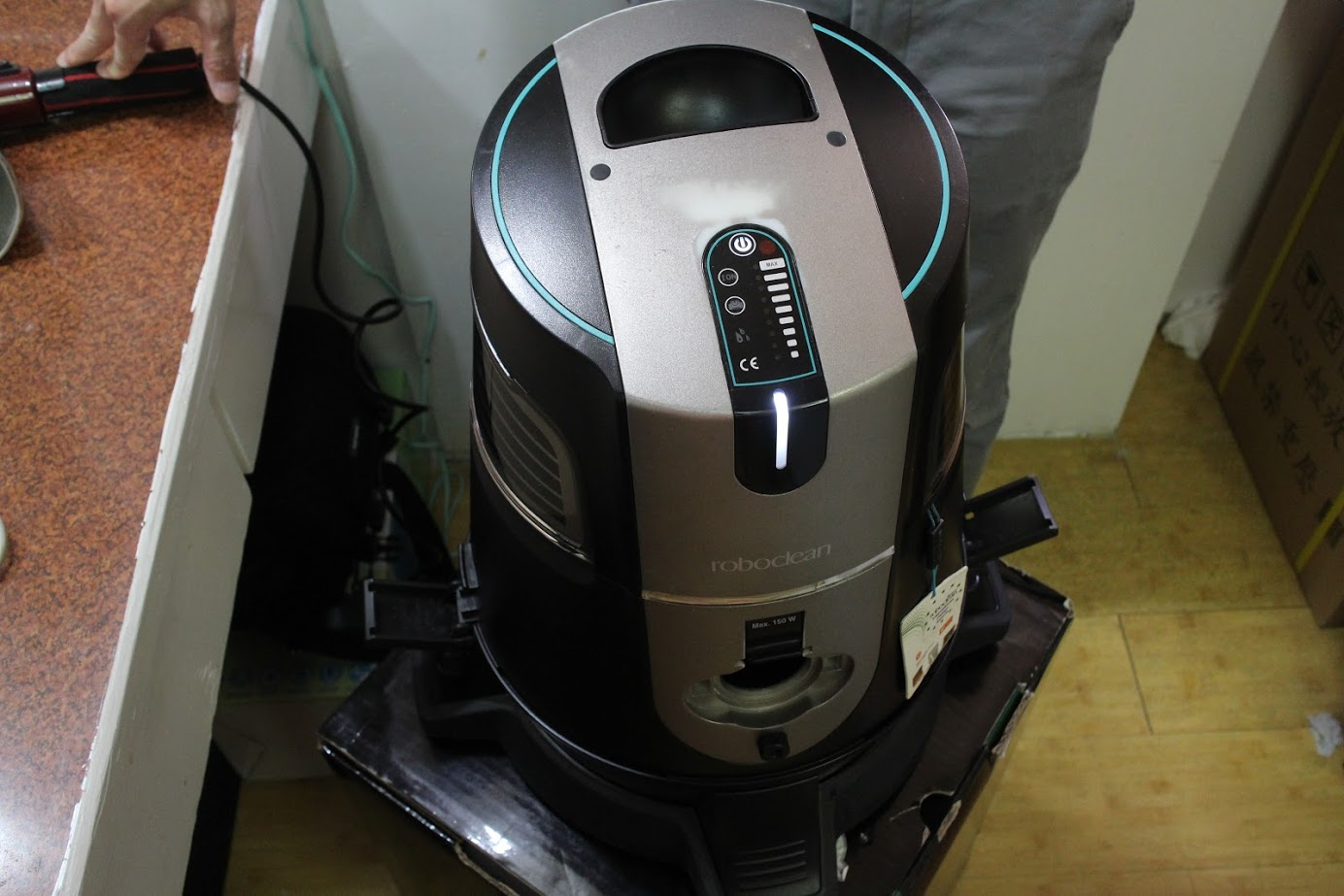 超神【Roboclean多功能清淨系統】一機抵多台,家裡塵螨、清掃、改善空氣品質等輕鬆解決! @秤瓶樂遊遊