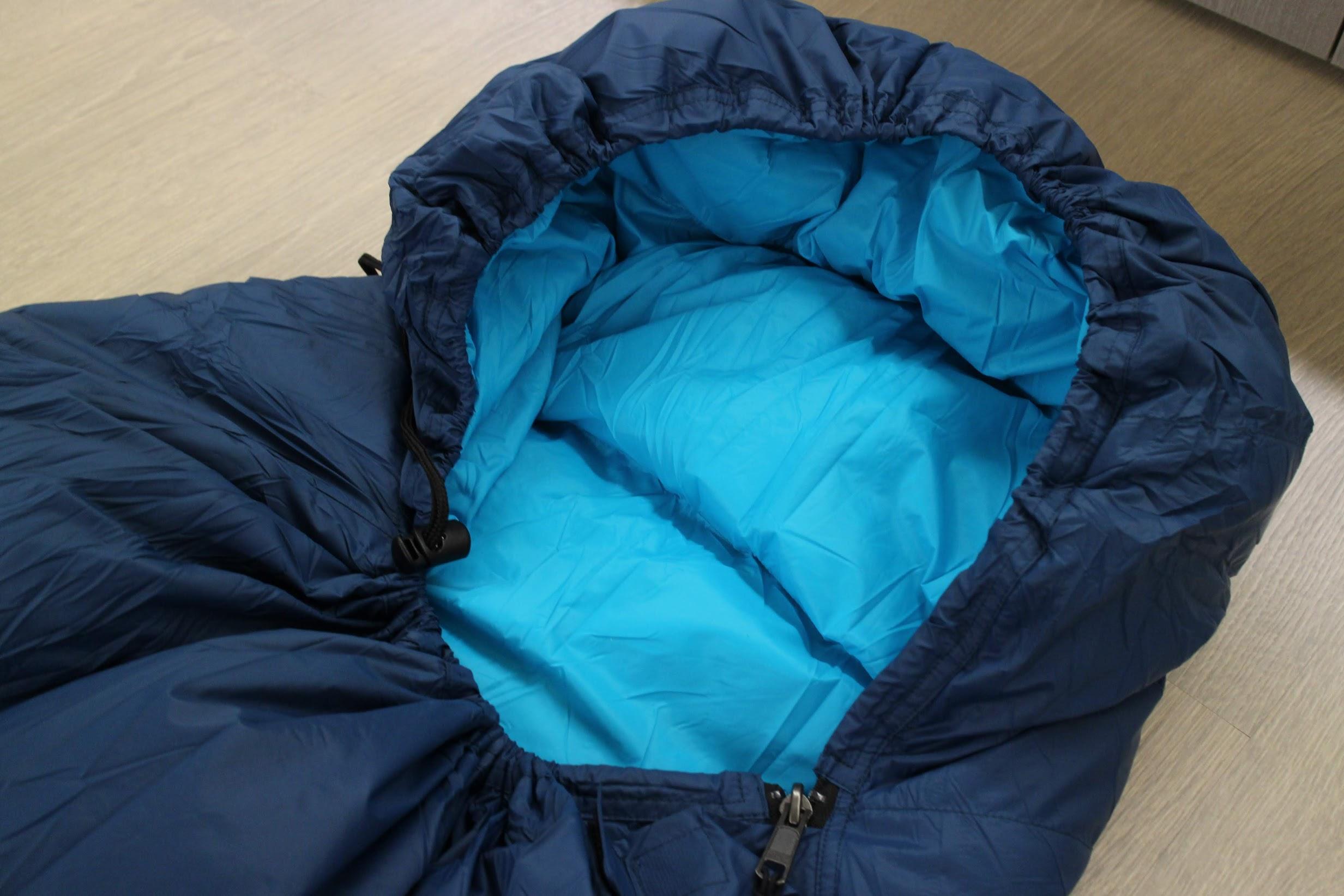 SEAN's羽絨睡袋