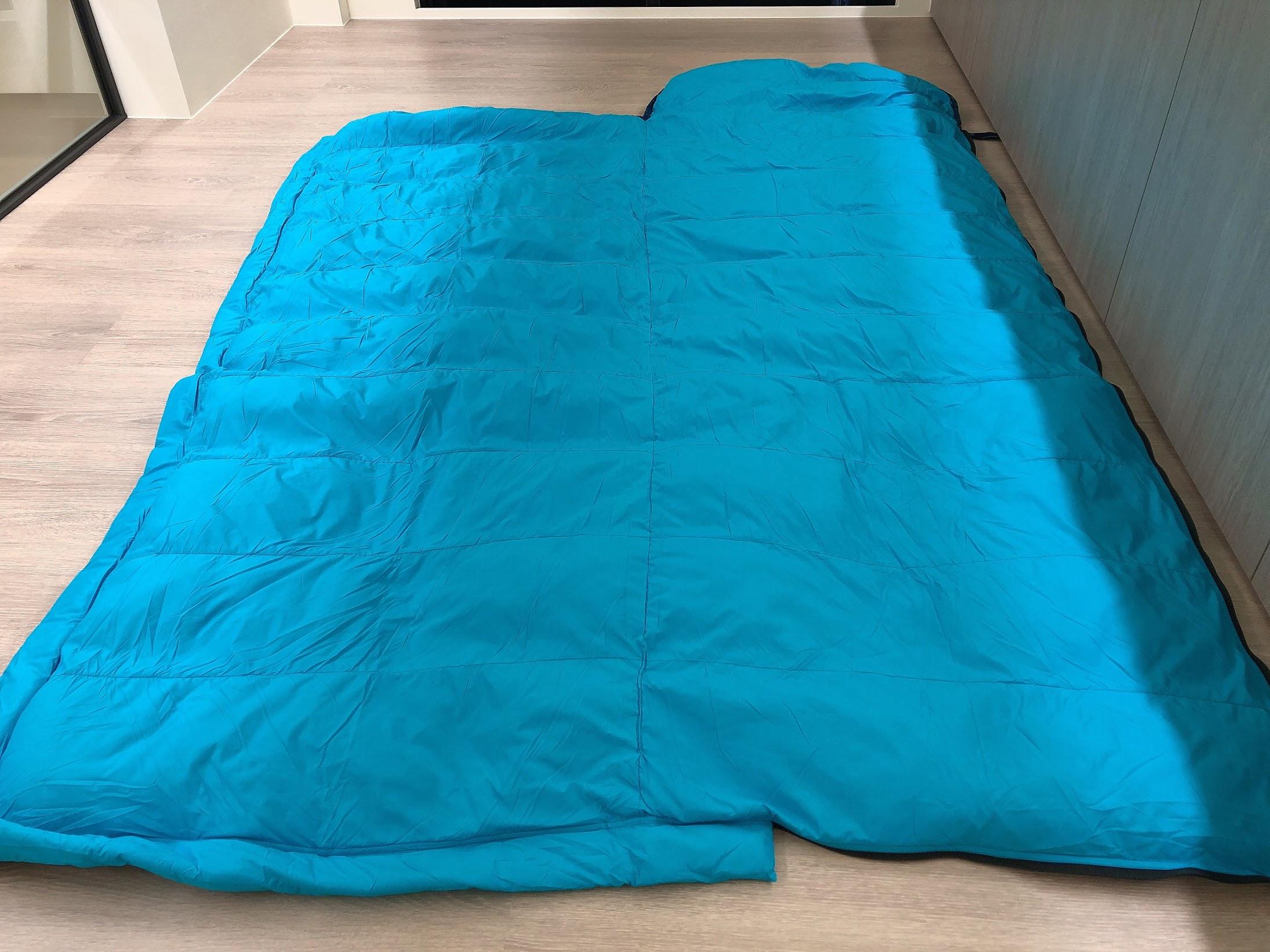信封型睡袋