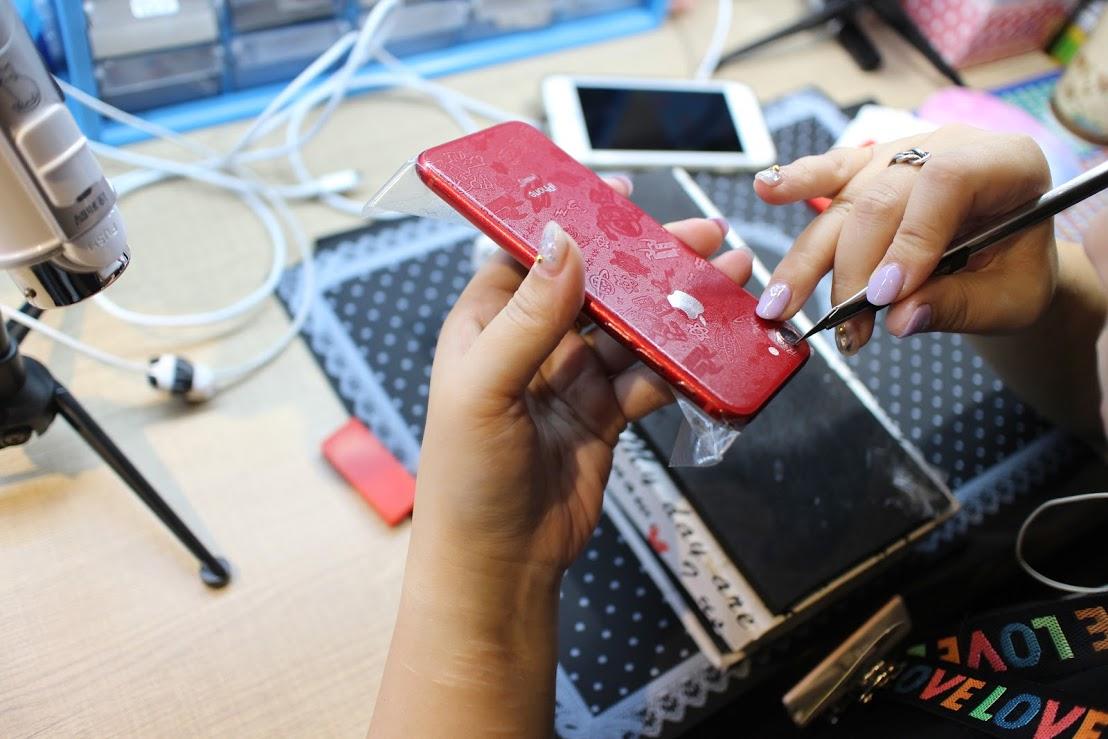 怪獸包膜手機包膜