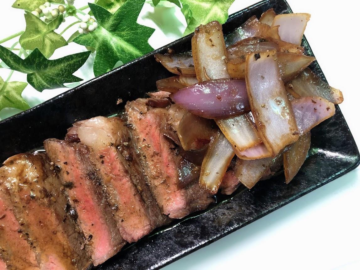 翼板牛排料理