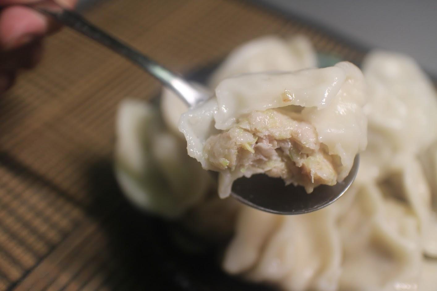 坤伯傳家餃-高麗菜
