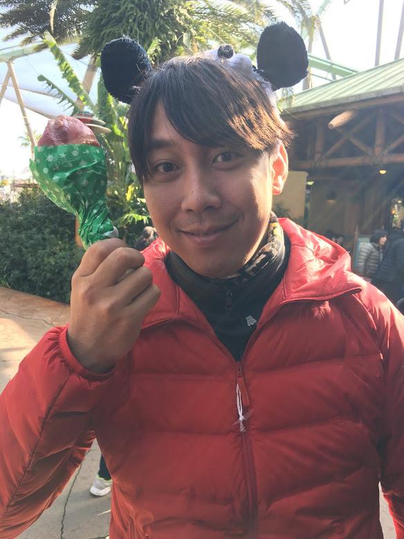 大阪環球影城-侏羅紀公園
