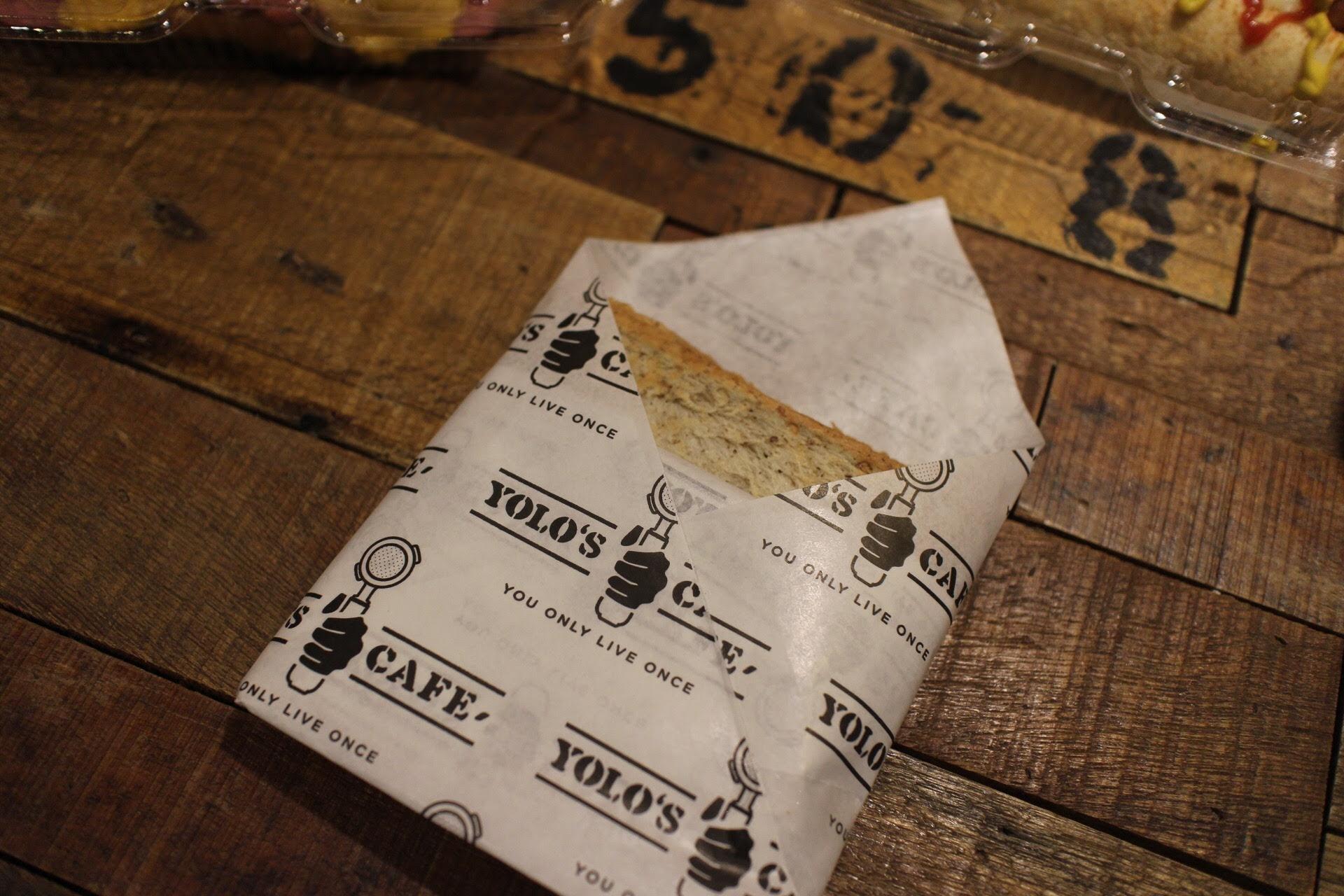通化街平價下午茶:Yolo's Cafe抹茶白玉