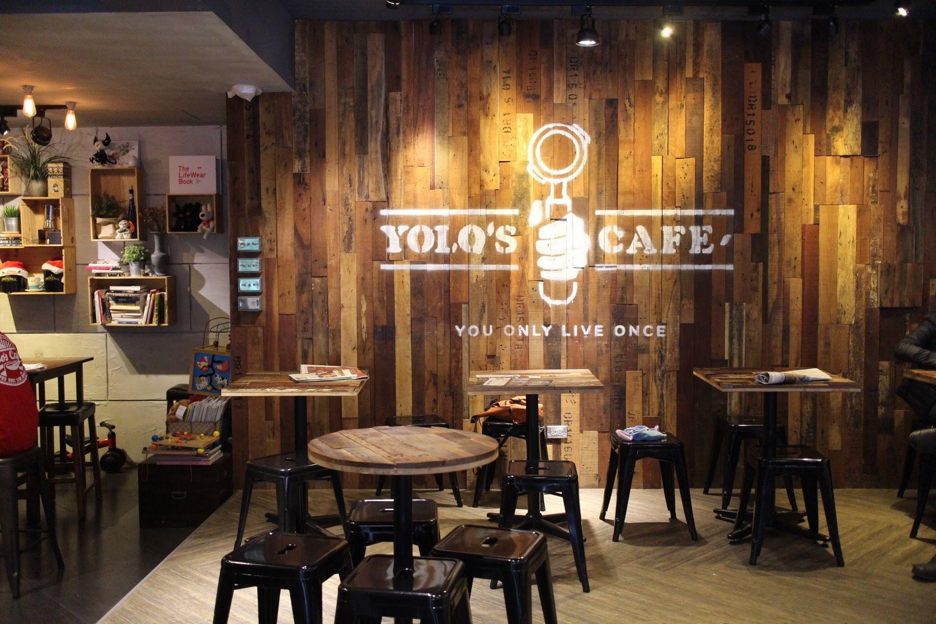 Yolo's Cafe通安總店