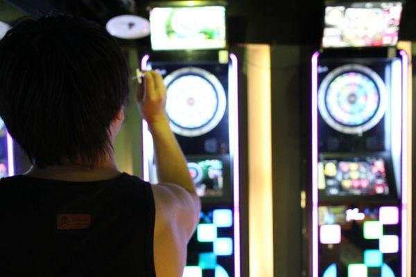 台北E7PLAY三重館【一票玩到底】-台北電話亭ktv、保齡球、電子飛鏢 @秤瓶樂遊遊