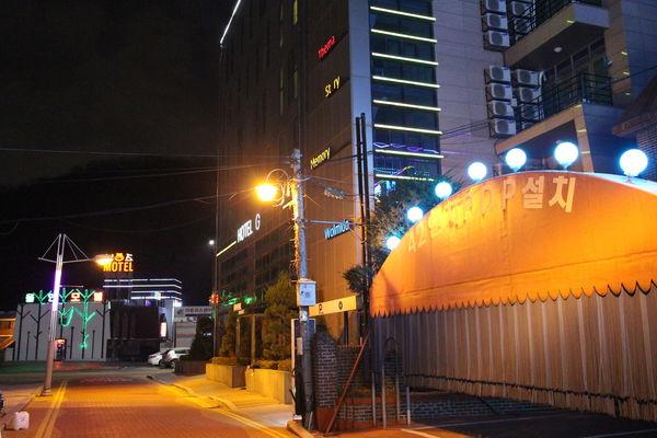 韓國仁川飯店推薦【GHotel】5分鐘仁川BHC炸雞店-雄獅首爾4天3夜 @秤瓶樂遊遊