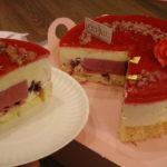 網站熱門文章:【母親節蛋糕推薦給你】多茄米拉-月之女神,酸甜洛神花與莓果慕斯相遇了