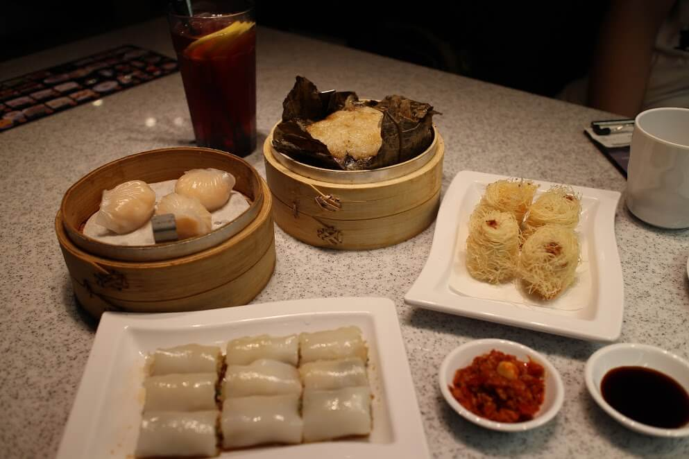 台北西門町港式餐廳【点心道港式飲茶西門店】耳目一新的小火車送餐-嘟嘟 @秤瓶樂遊遊