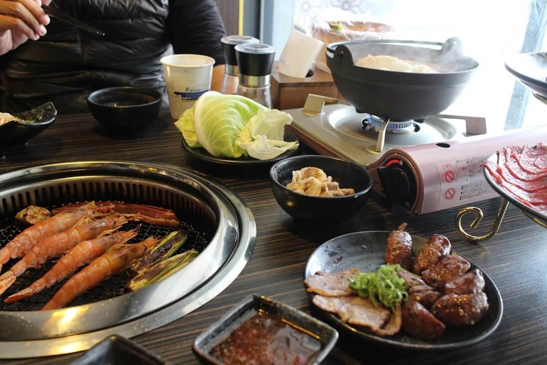 【苗栗頭份餐廳推薦】超值得一來的力士本鎮-火鍋、燒肉吃到飽,吃再多也免驚 @秤瓶樂遊遊
