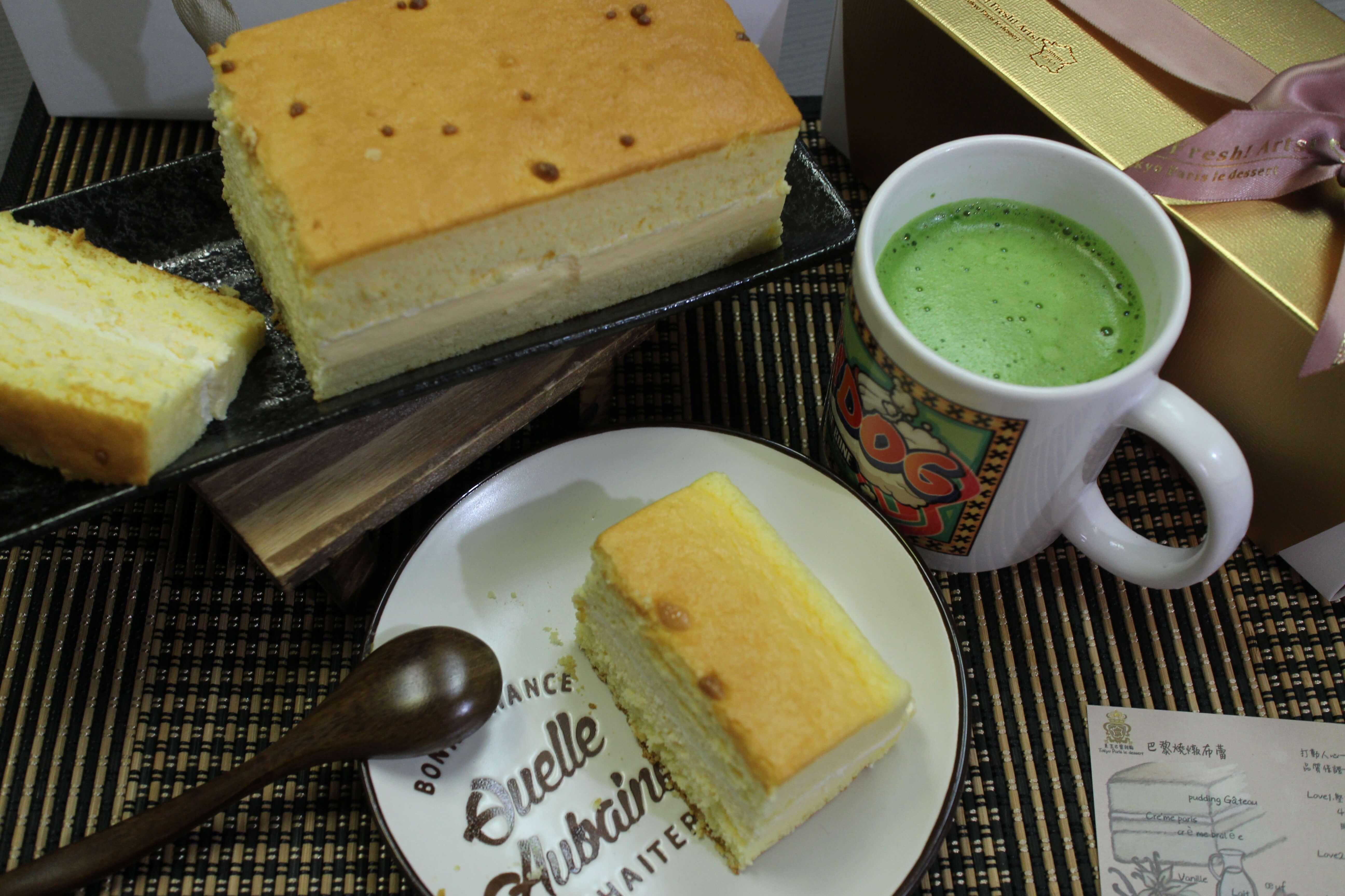 超人氣【東京巴黎甜點 巴黎燒燉布蕾】彌月蛋糕試吃,強佔你的味蕾 @秤瓶樂遊遊