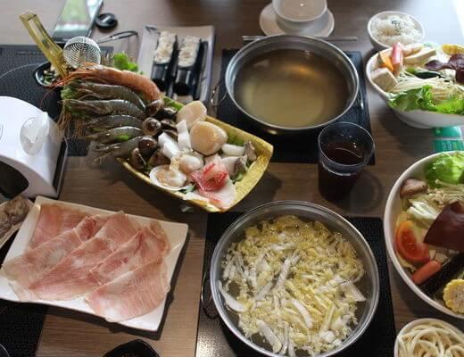 林口美食(鍋物)|先精緻日式火鍋-新北林口涮涮鍋推薦 @秤瓶樂遊遊