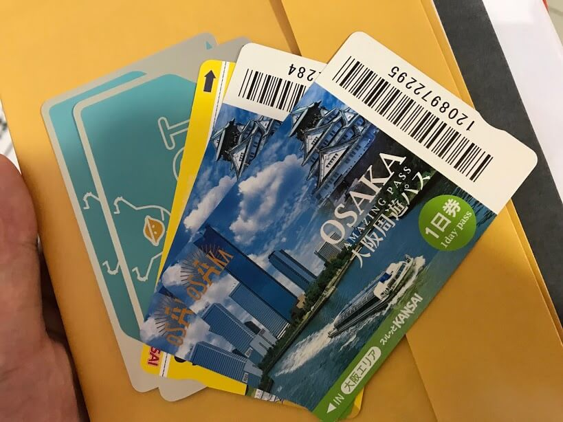 大阪交通券懶人包一覽-大阪周遊券、關西周遊卡、ICOCA卡,大阪自由行交通攻略GET @秤瓶樂遊遊