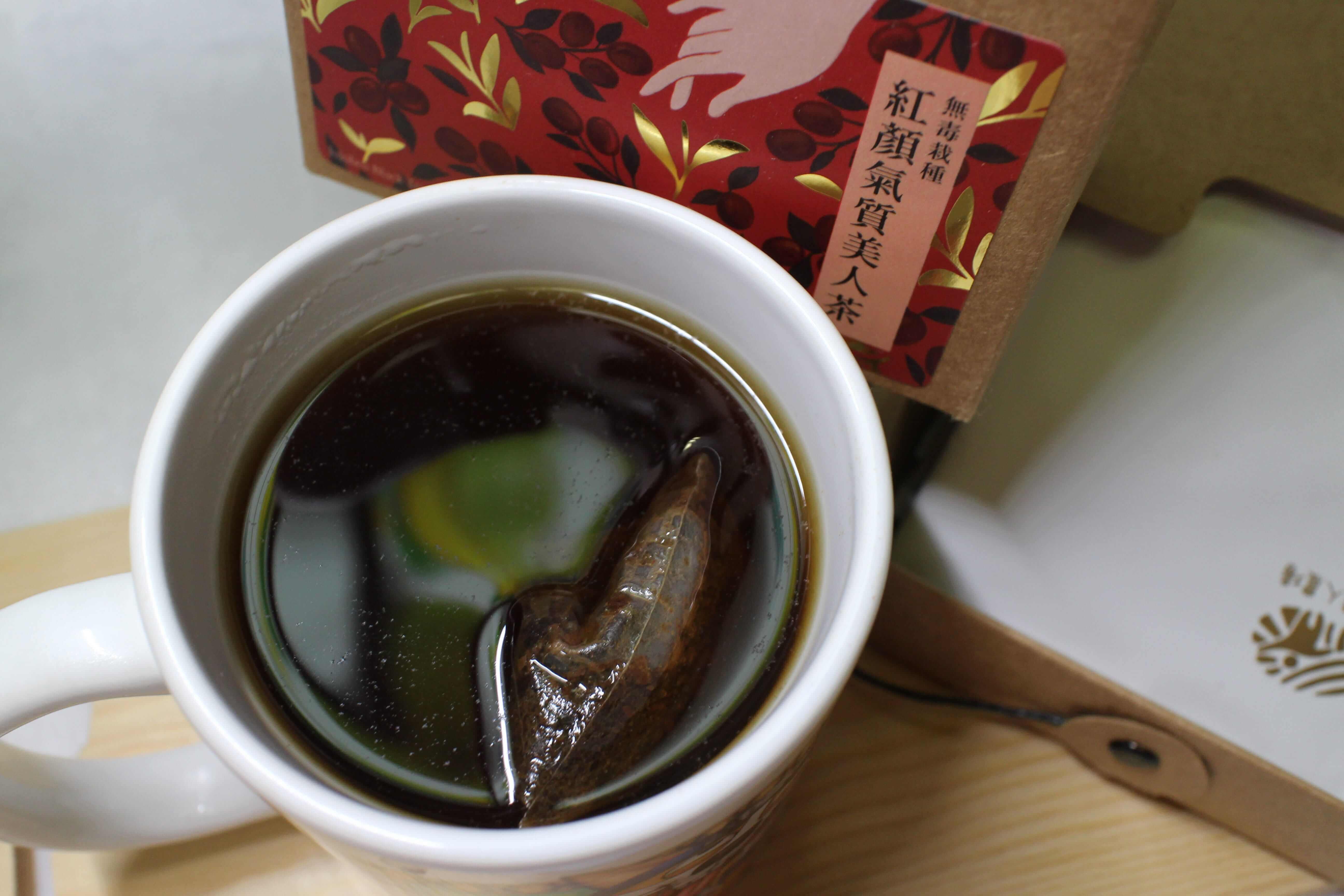 梁山水泊茶包-有機三角茶包推薦:有機黑豆茶、紅顏氣質美人茶(蜜香紅茶) @秤瓶樂遊遊