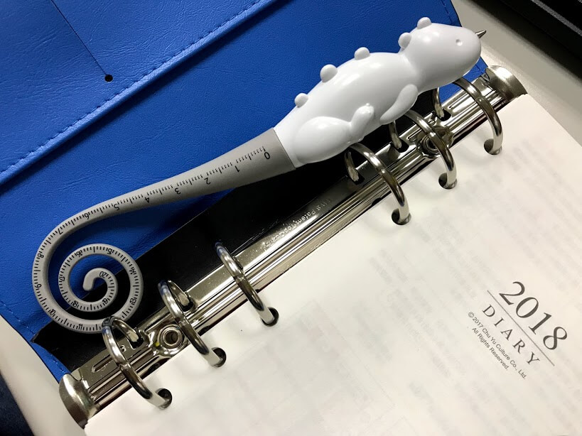 myinnos 賣創意-TOYOYO變色龍、恐龍短尺造型原子筆,超卡哇依 (邀約) @秤瓶樂遊遊