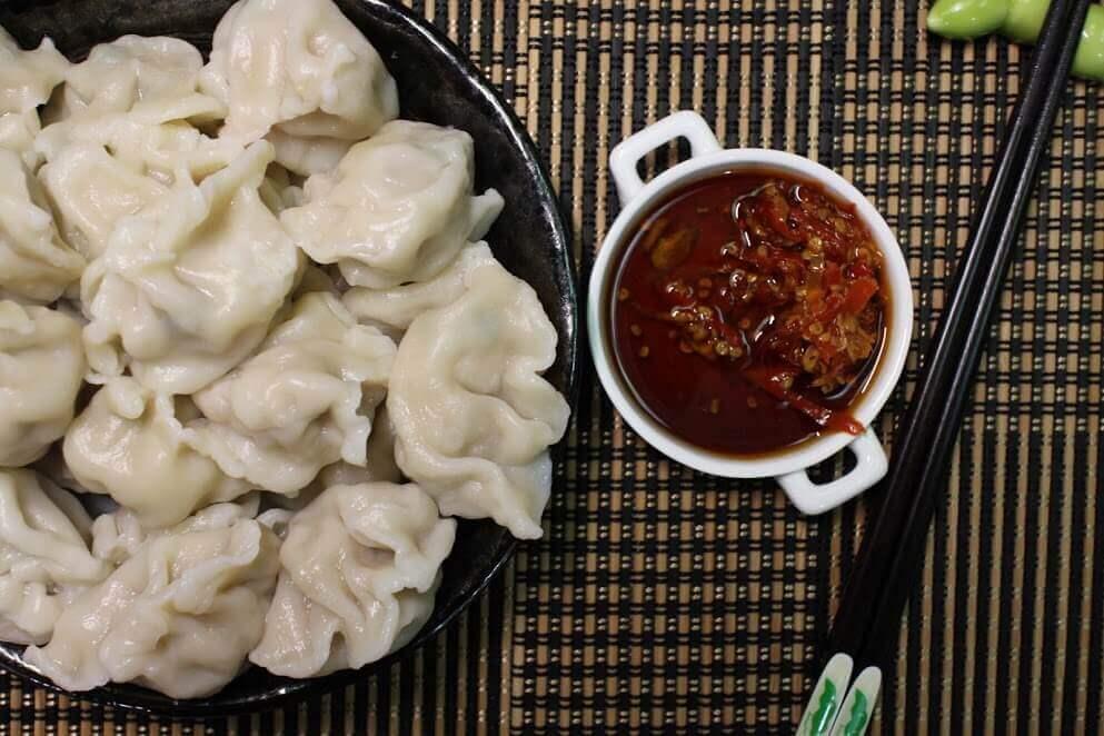 蔥媽媽水餃-好吃手工水餃推薦-料理分享:煮水餃、煎餃 @秤瓶樂遊遊