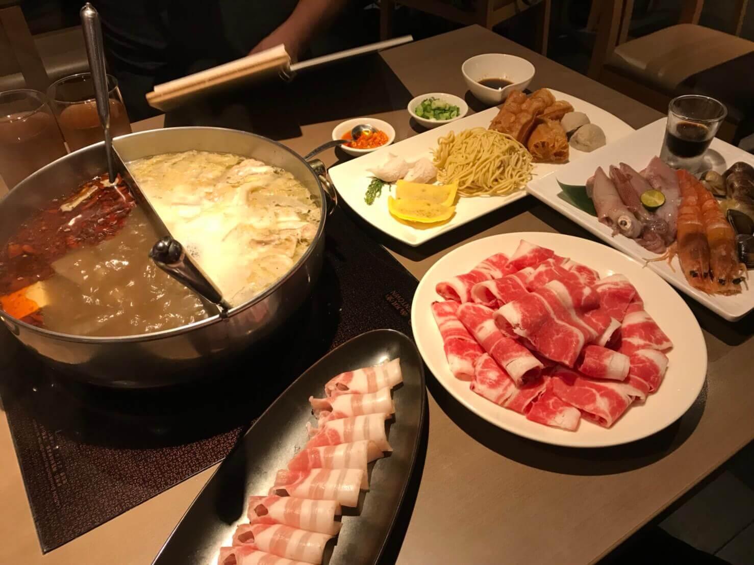 三重麻妃頂級麻辣鴛鴦鍋-新鮮食材、爽度爆表~很值得一吃得好火鍋 @秤瓶樂遊遊