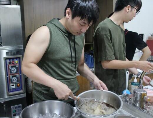 台北市中正區【永老師烹飪教室】-夏日消暑水果茶,原來茶創飲品可以這 麼簡單! @秤瓶樂遊遊