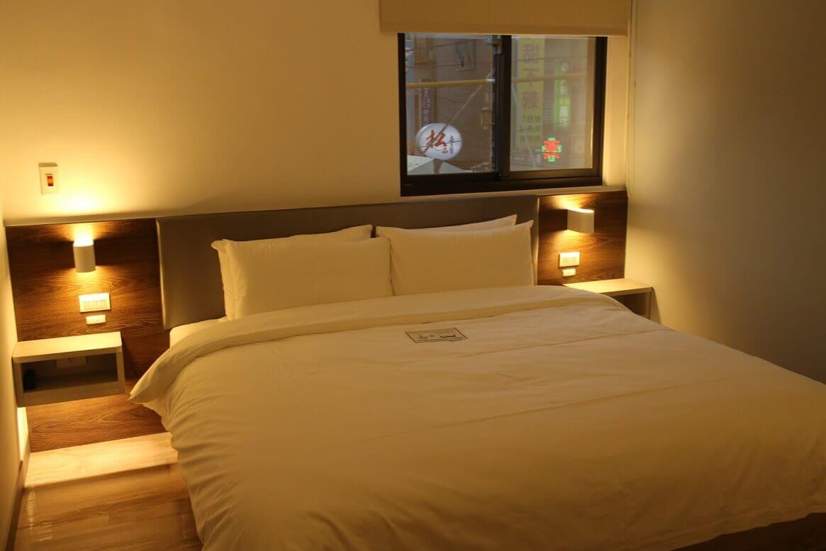 士林捷運旅店-吉泰旅店Greatt Hotel,捷運走路4分鐘 @秤瓶樂遊遊