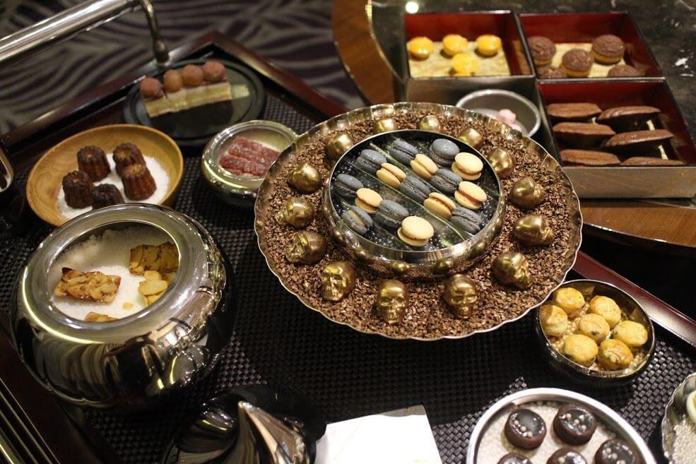 生日慶生約會|內湖德朗餐廳DeLoin-法式料理、點心經典德朗饗宴套餐 @秤瓶樂遊遊