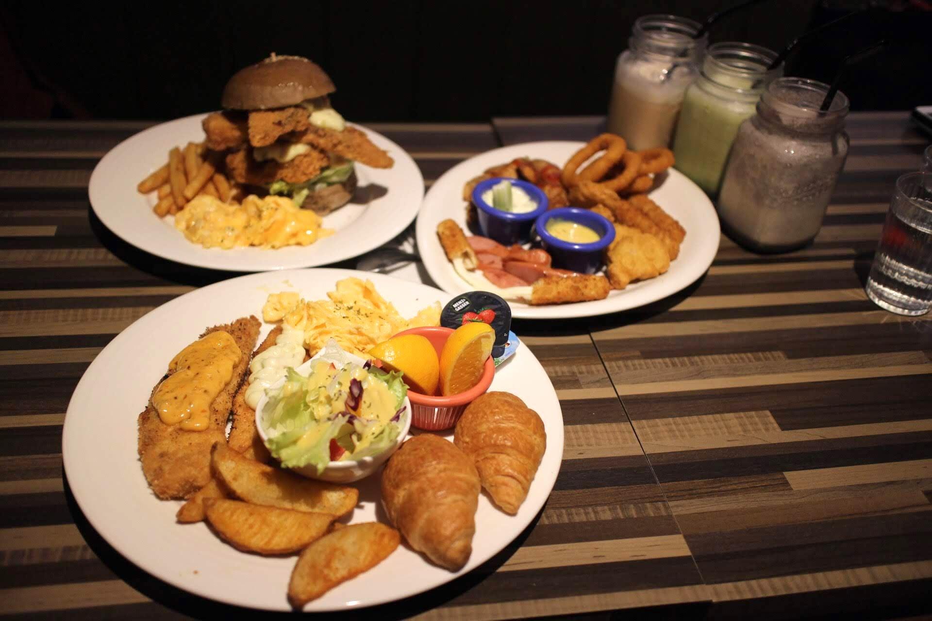 西門町早午餐【Stan & Cat史丹貓美式餐廳】西門店,好吃漢堡、高CP值派對-愛評體驗券 @秤瓶樂遊遊