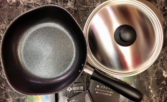 好用推薦!家樂福×柳宗理雙網紋單手鐵鍋換購-做出職人級海鮮煎餅食譜分享 @秤瓶樂遊遊