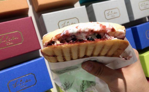 西門飲料店-LiCha禮采芙,漂亮打卡牆、紫想咬一口、酸甜巧巴達,給你禮采芙任性的理由 @秤瓶樂遊遊