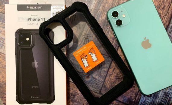 有質感的Spigen高規格手機防摔保護殼,適用於iPhone 11/pro等,不小心摔到手機也不用怕了! @秤瓶樂遊遊