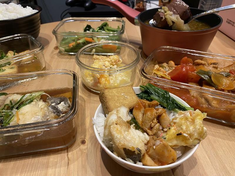 開夥宅配晚餐 三重、蘆洲 小家庭
