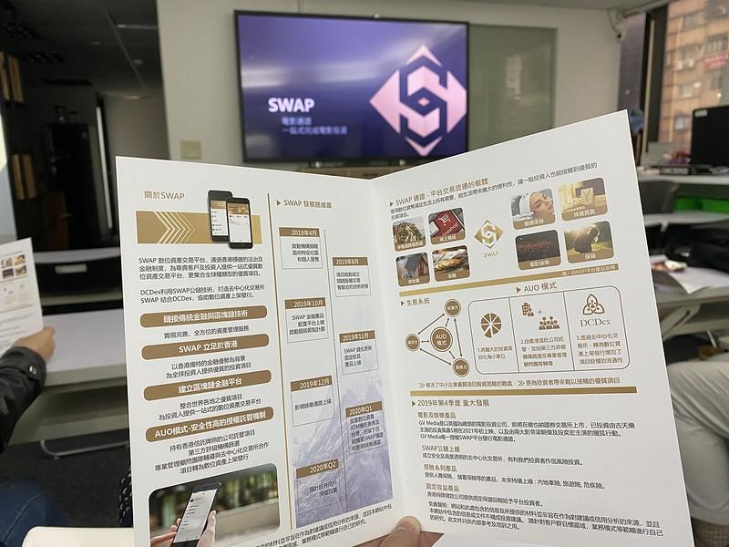 SWAP電影投資