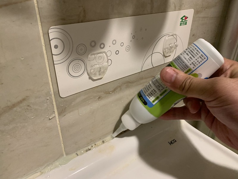 防御工事 宅清淨浴室除霉凝膠
