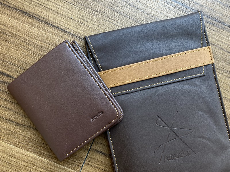 Aurochs | WAVE 真皮短夾 男